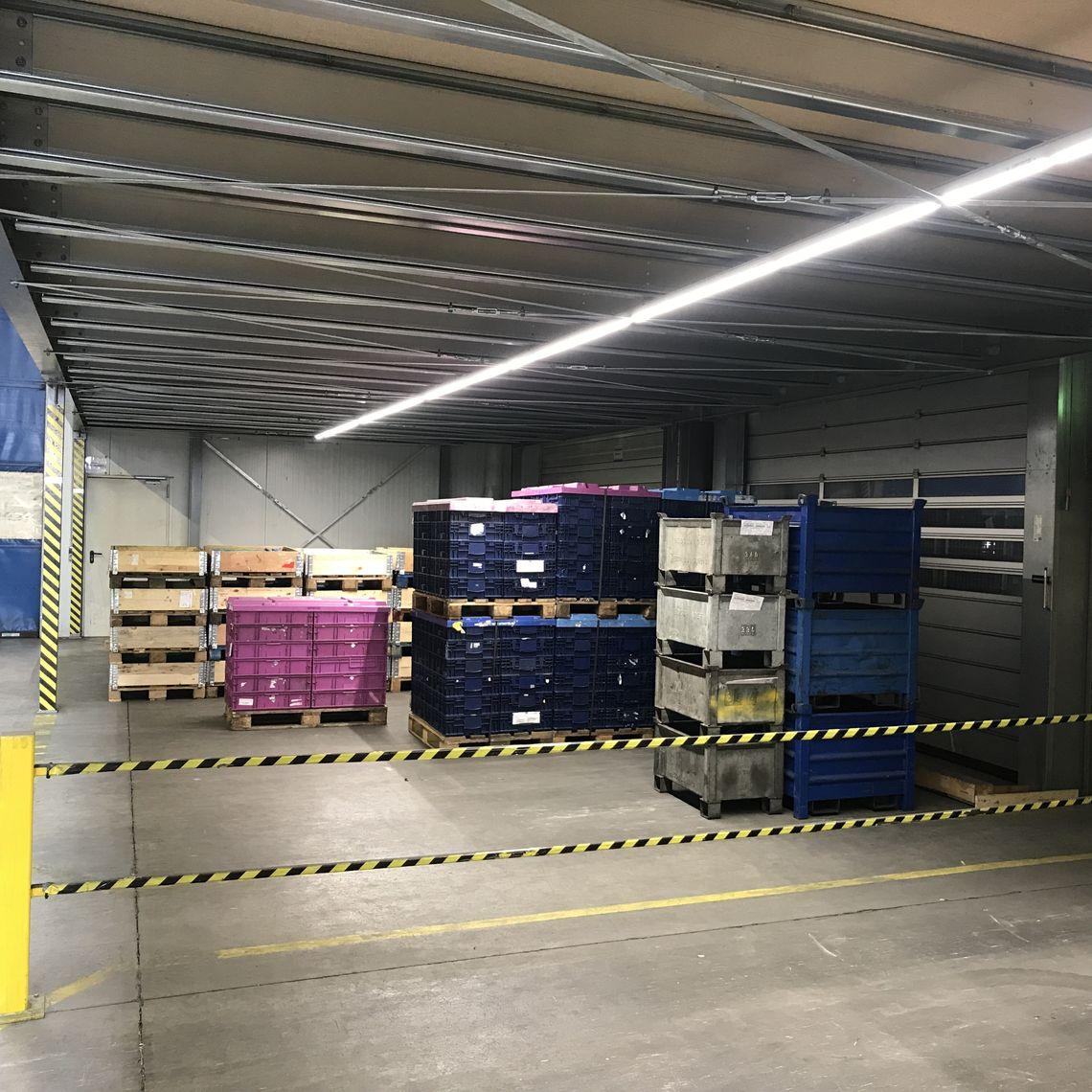 Bur Lighting Bunte Und Remmler Referenzen Led Beleuchtung Lager Led Beleuchtung Beleuchtung Led