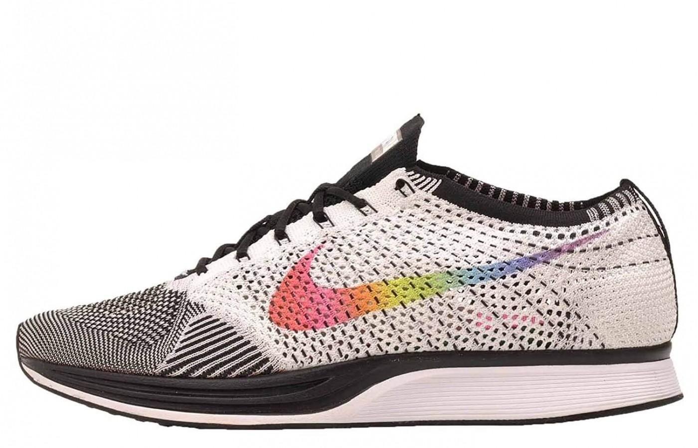 Nike Flyknit Racer Betrue Pink Nike Shoes White Nike Shoes Nike Shoes Flyknit