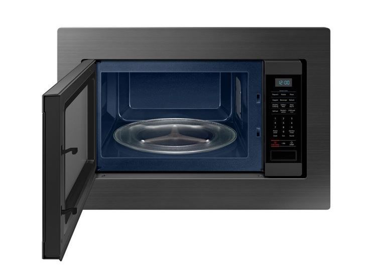 1 9 Cu Ft Countertop Microwave For Built In Application In