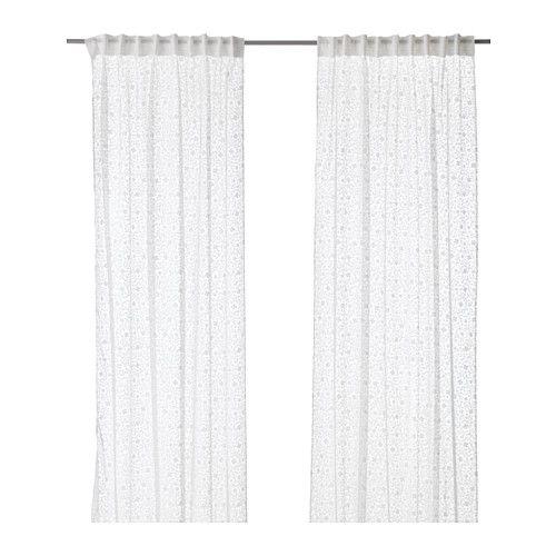 b cktistel gardinenpaar wei home improvement pinterest gardinen ikea and tageslicht. Black Bedroom Furniture Sets. Home Design Ideas