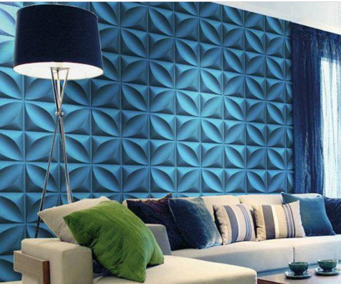 Chrysalis Wall Flats - 3D Wall Panels | 3d wall panels, 3d wall and ...