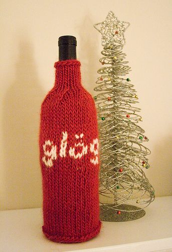 Wine Bottle Cover Glgg By Cameras4toys Via Flickr Knit Egg And