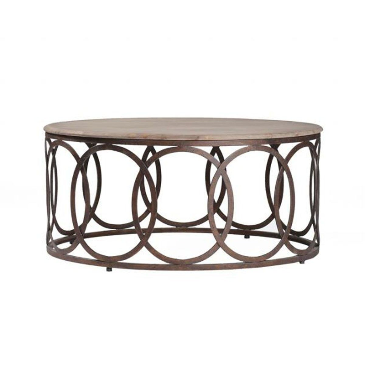 Rustic round coffee table sch ella coffee table  home ideas  pinterest  coffee and room