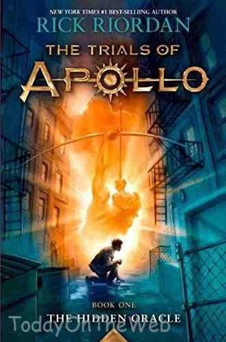 Details About The Trials Of Apollo Book One The Hidden Oracle