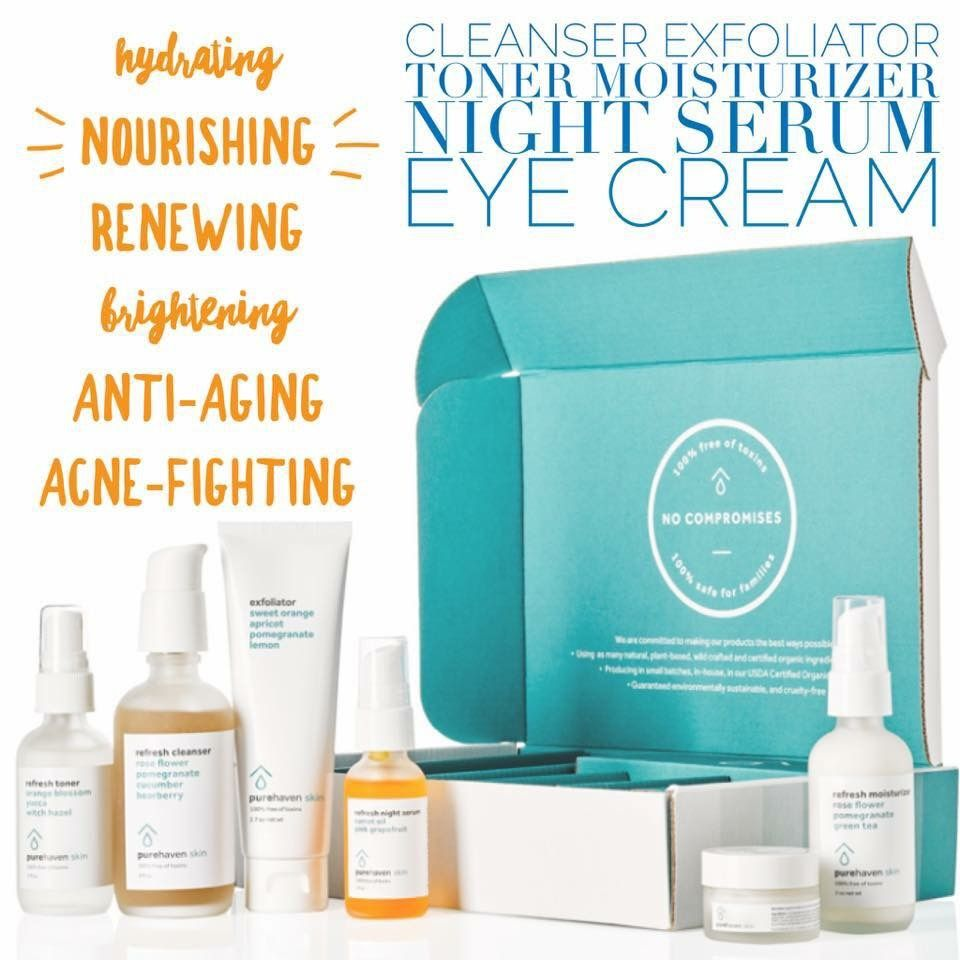 I have tried many skin care products, lol  This by far IS