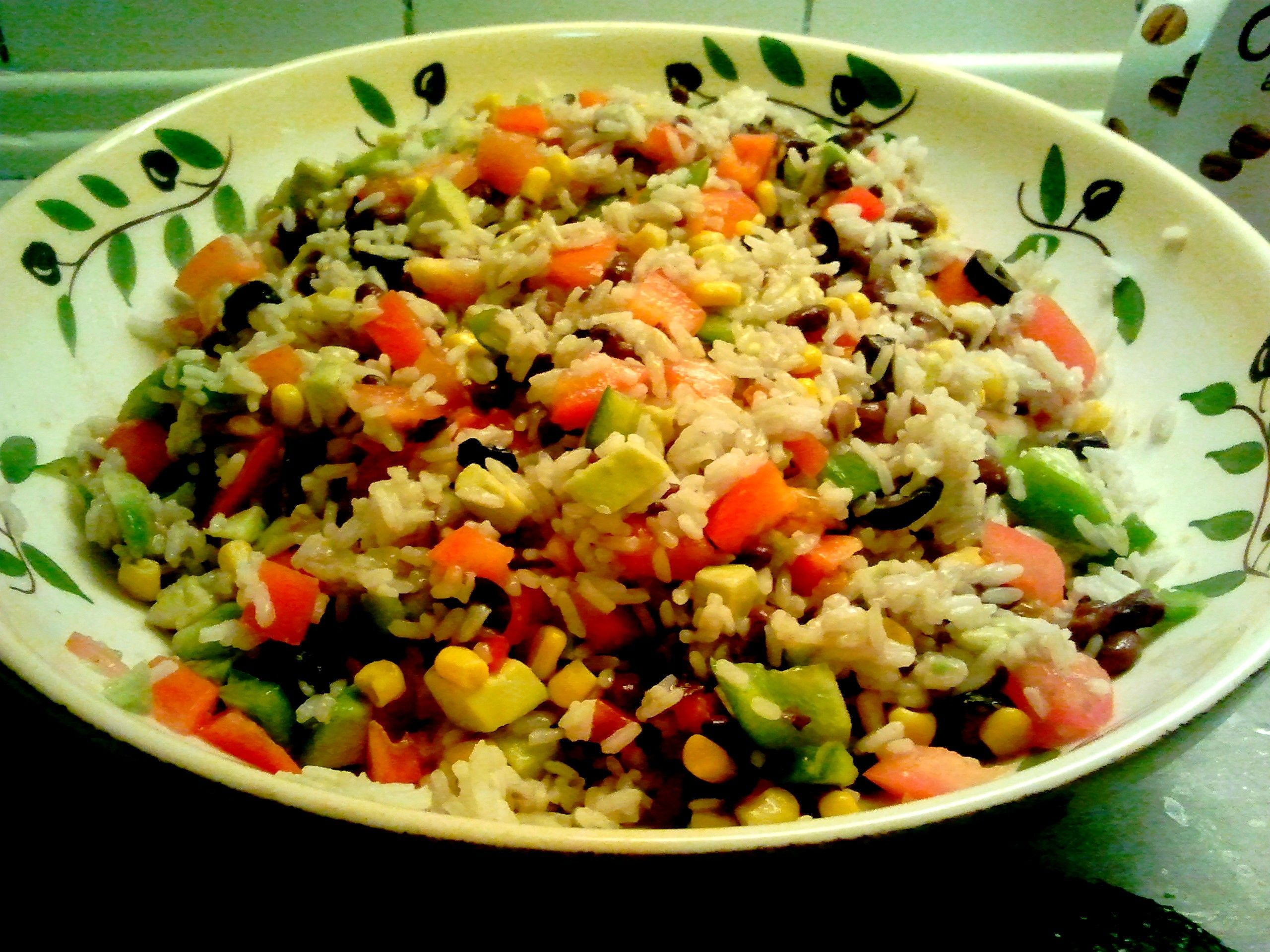 Mexican Food Rice