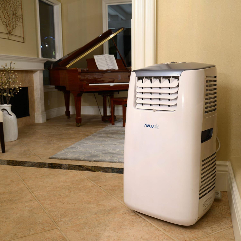 NewAir 14,000 BTU Portable Air Conditioner & Heater BTU