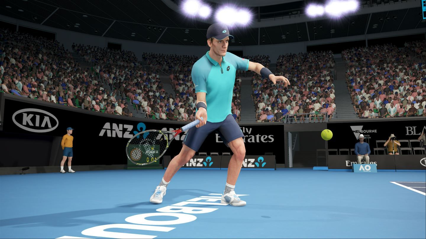 Icymi Ao Tennis Screenshots Tennis Pictures Fitness Coach Workout Programs