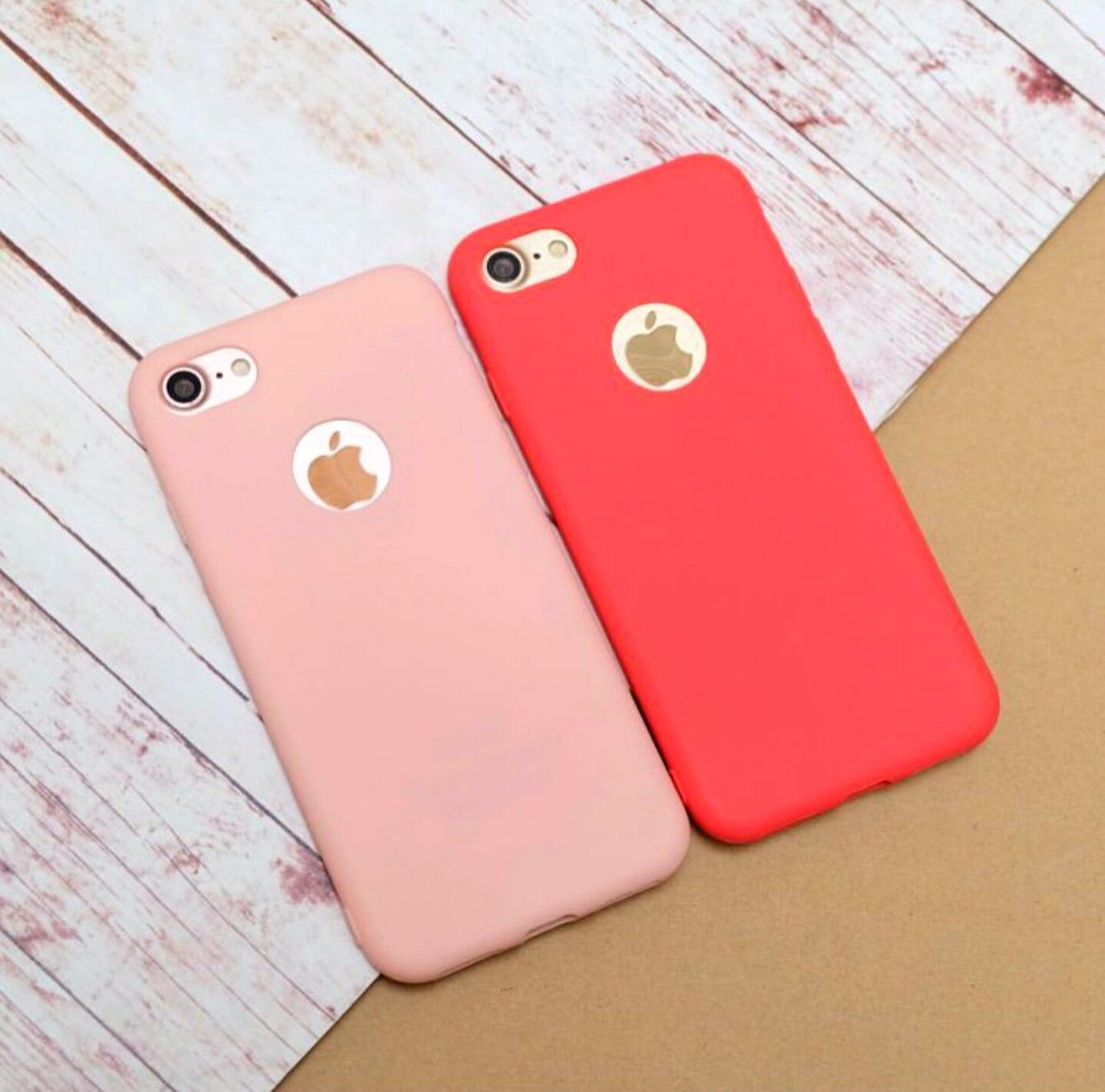 5d8283041d0 Matte Candy Color Silicone Soft iPhone 7 / 8 Cases in 2019 | iPhone ...