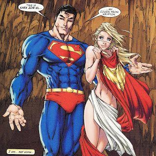 Superman Batman Supergirl