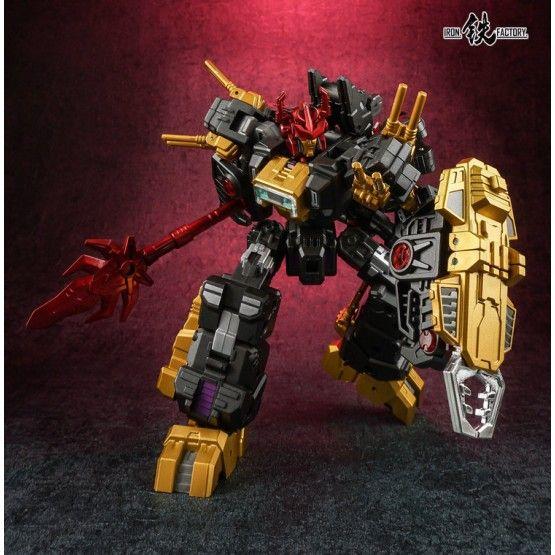 Iron Factory If Ex 18d Lord Scorpion Transformer Iron Factory