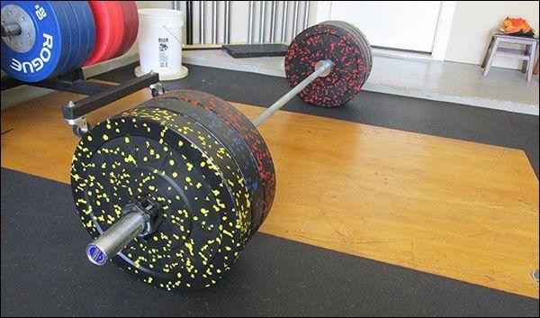Vulcan alpha bumper plates review garage gym equipment reviews