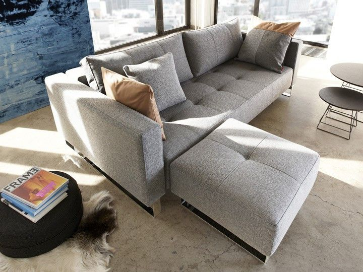 CASSIUS DELUXE Hocker Polsterhocker Innovation Sofas von - wohnzimmer deko gunstig