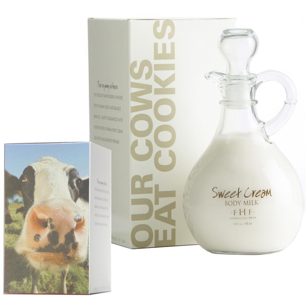 Sweet Cream Body Milk Lotion