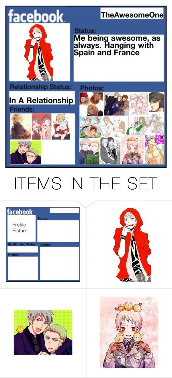 """Facebook: Prussia"" by arithegeek11 ❤ liked on Polyvore featuring art"