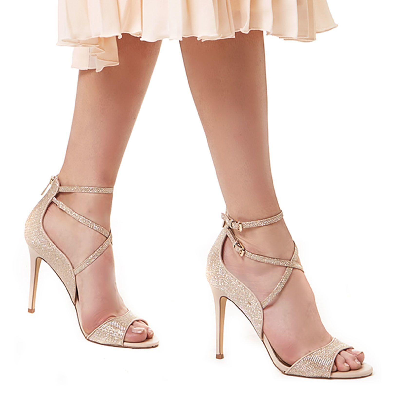 **High Heel Sandals by Miss KG - Heels - Shoes - Topshop