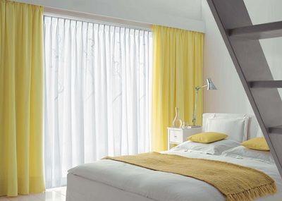 slaapkamer ideeen slaapkamer gordijnen rolgordijnen gordijn
