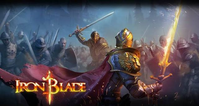 Mainkan Game Aksi Abad Pertengahan dalam Iron Blade!