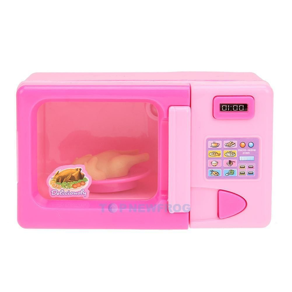 9 36 Aud Mini Simulation Kitchen Toys Kids Children Play House Toy Microwave Oven Tn2f Ebay Collectibles Toy Kitchen Pretend Play Toys Baby Girl Toys