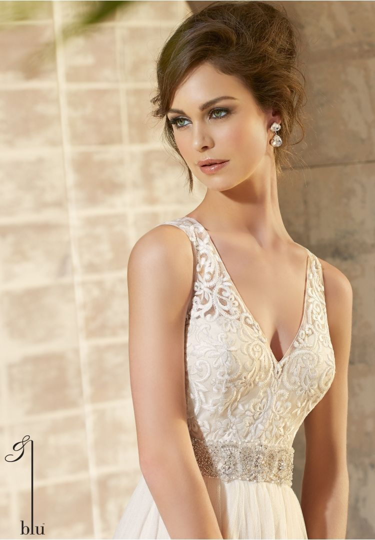 wedding gowns dresses majestic embroidered bodice with