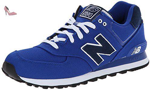 new balance bleu 44