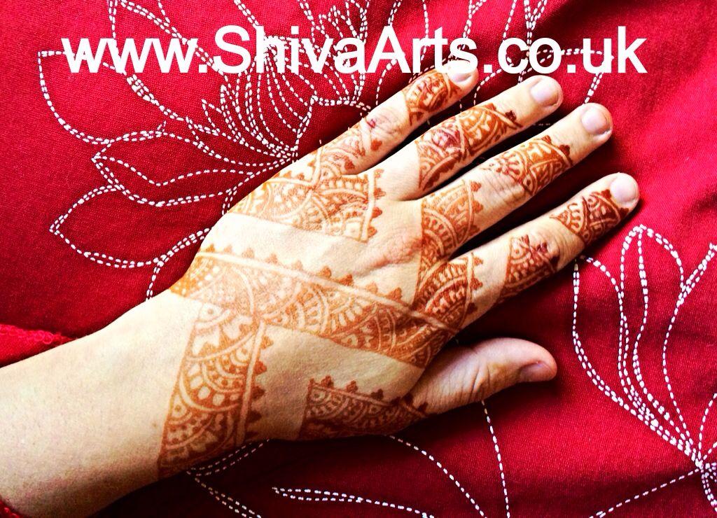 Buy Henna Mehndi Uk : How to quick easy henna mehndi scarlet state uk lifestyle