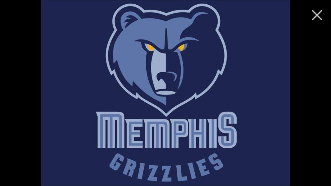 Pin by Erik Monroe on NBA TEAMS Memphis grizzlies