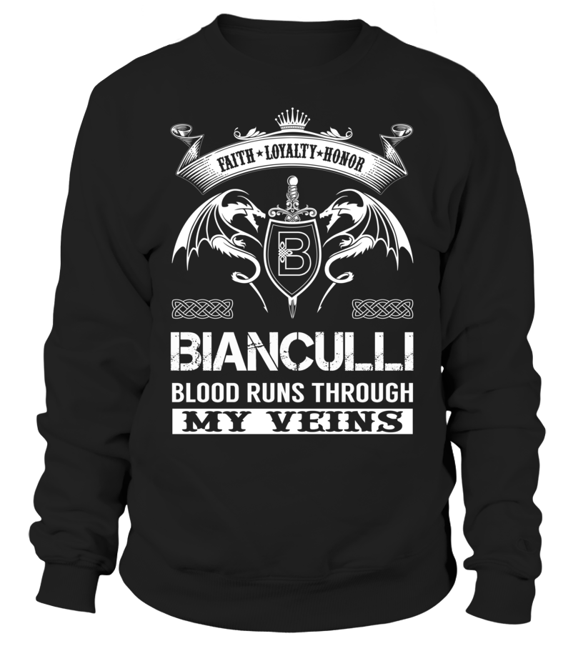BIANCULLI Blood Runs Through My Veins