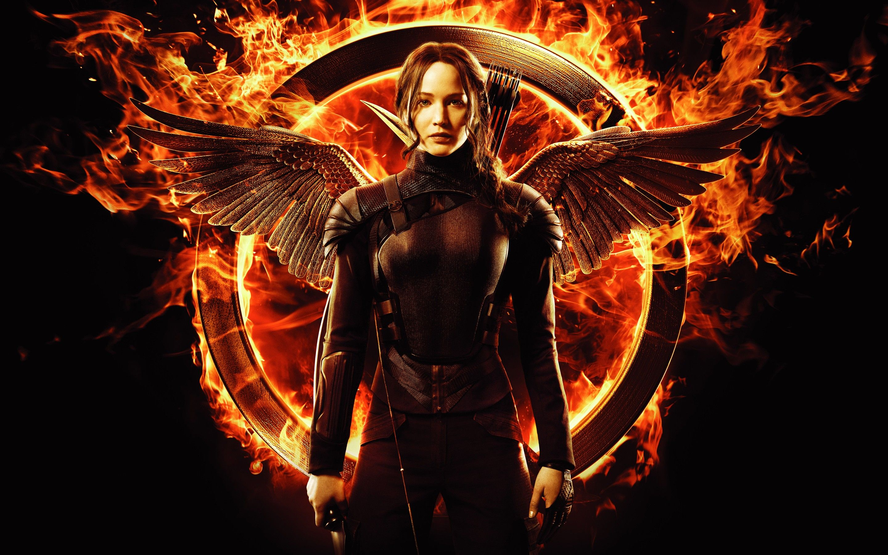 Jennifer Lawrence In Hunger Games Wallpaper | Movies HD ...