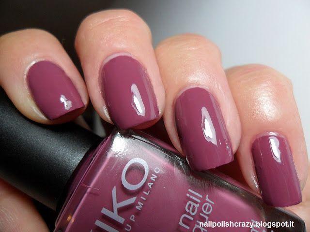 kiko 317 rosa antico scuro