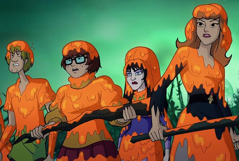 Is Halloween 2020 The Last Installment Happy Halloween Scooby Doo! trailer unveils ensemble crossover