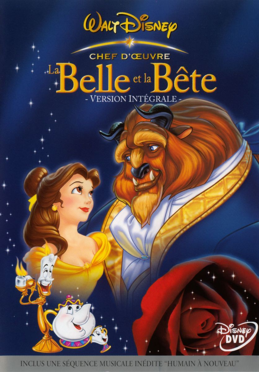 Dessin Belle Et La Bete