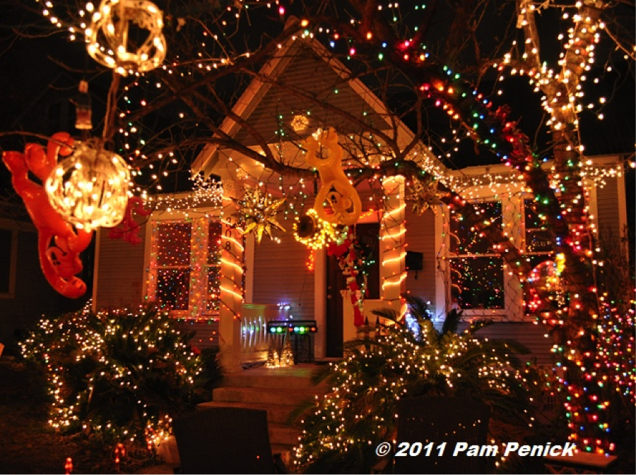 4 Places to See Austinu0027s Christmas Lights