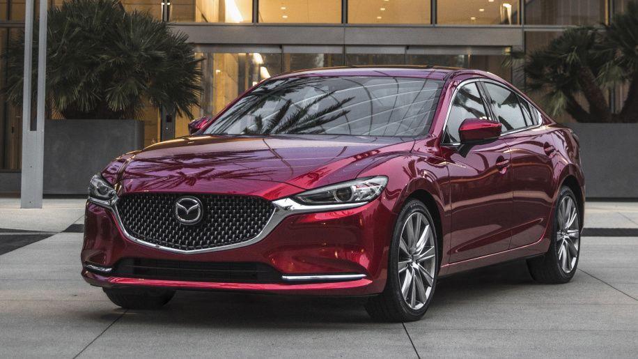 2018 Mazda6 pricing and equipment revealed Mazda, Mazda
