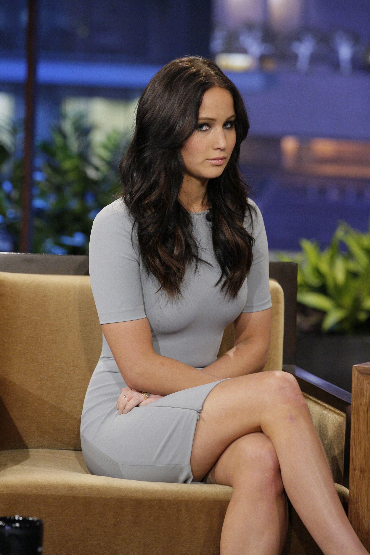 Jennifer Lawrences Butt : CelebrityButts