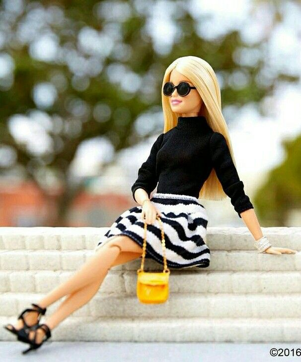 BArbie Style #barbiefurniture