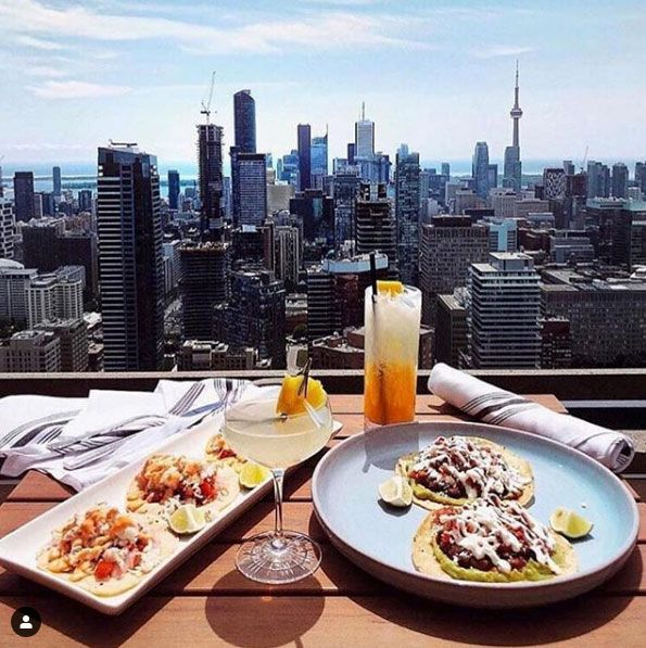 Five Toronto Restaurants with a View