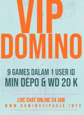 VIP DOMINO di 2020 | Persamaan, Poker