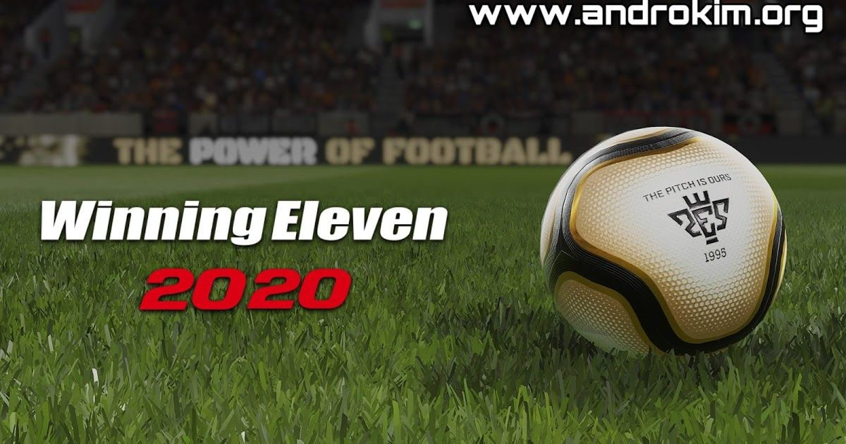 Download Winning Eleven 2020 Android Sepak bola, Aplikasi