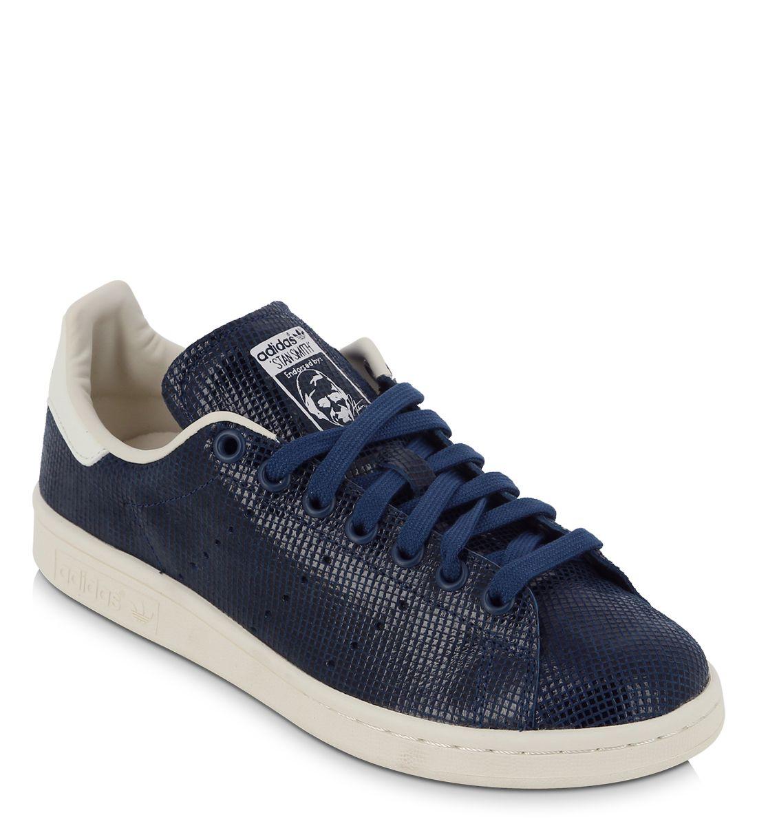 adidas femme bleu marine