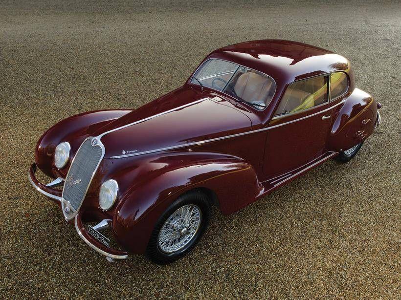 1939 Alfa Romeo 6c2500 For Sale 2062969 Hemmings Motor News