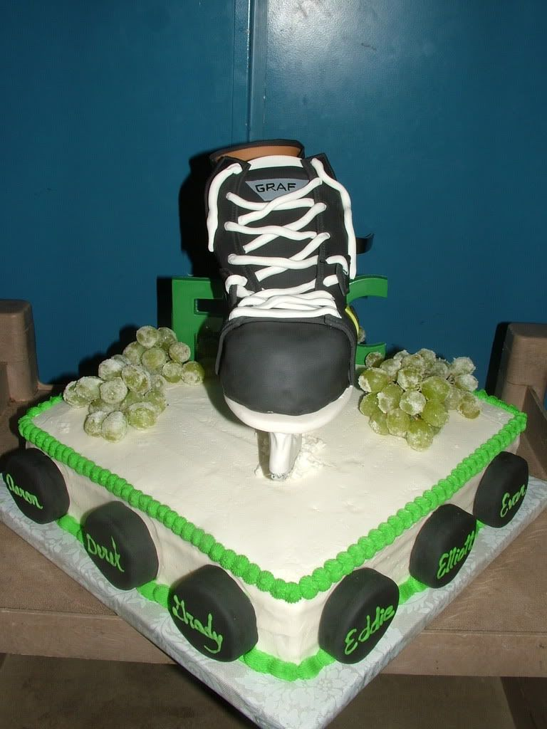 ijshockey taart Hockey Cake | Cakes | Pinterest | Hockey cakes, Hockey and Cake ijshockey taart