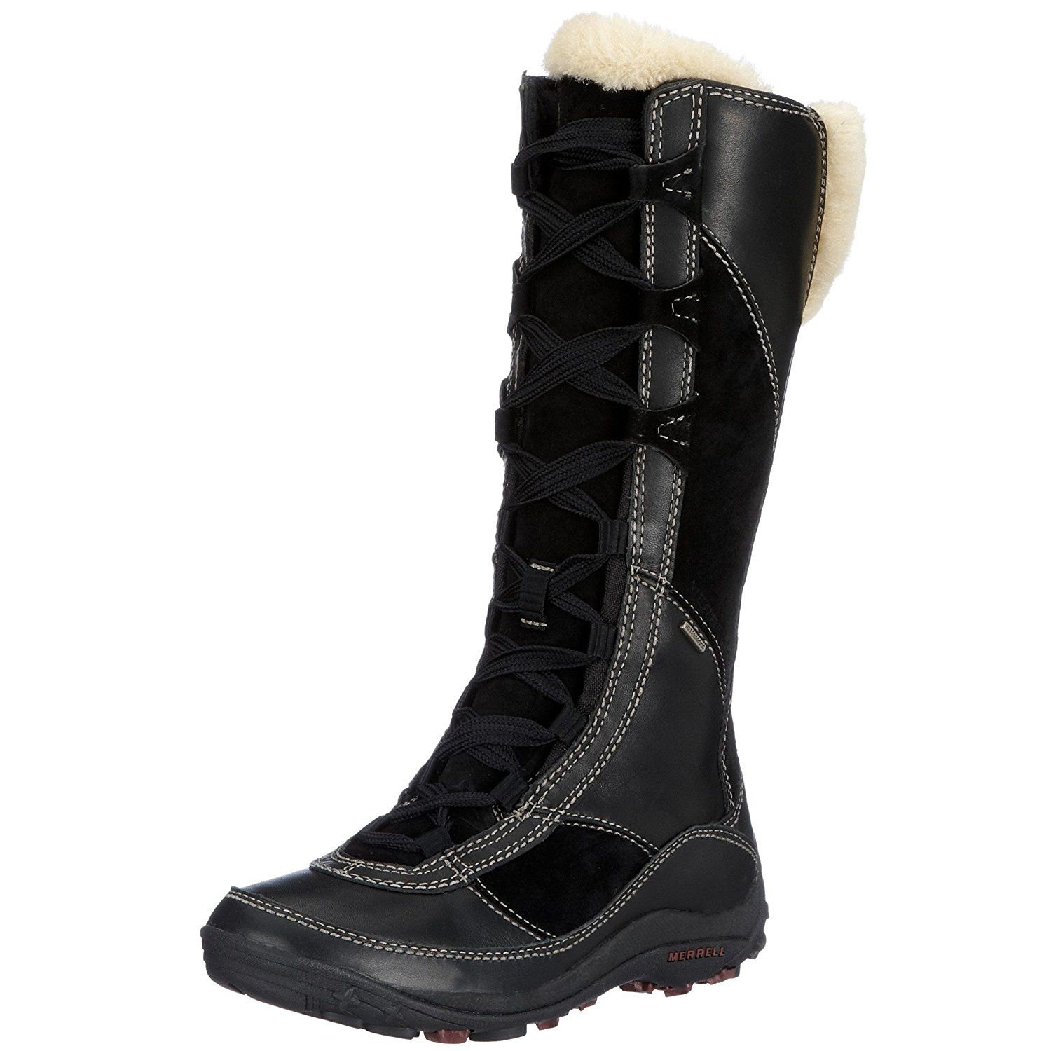 8c3c2ac63a Merrell Women's Prevoz Tall Waterproof Winter Boot ^^ You can find ...