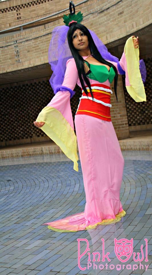 Ookami cosplay comission by Nahjra
