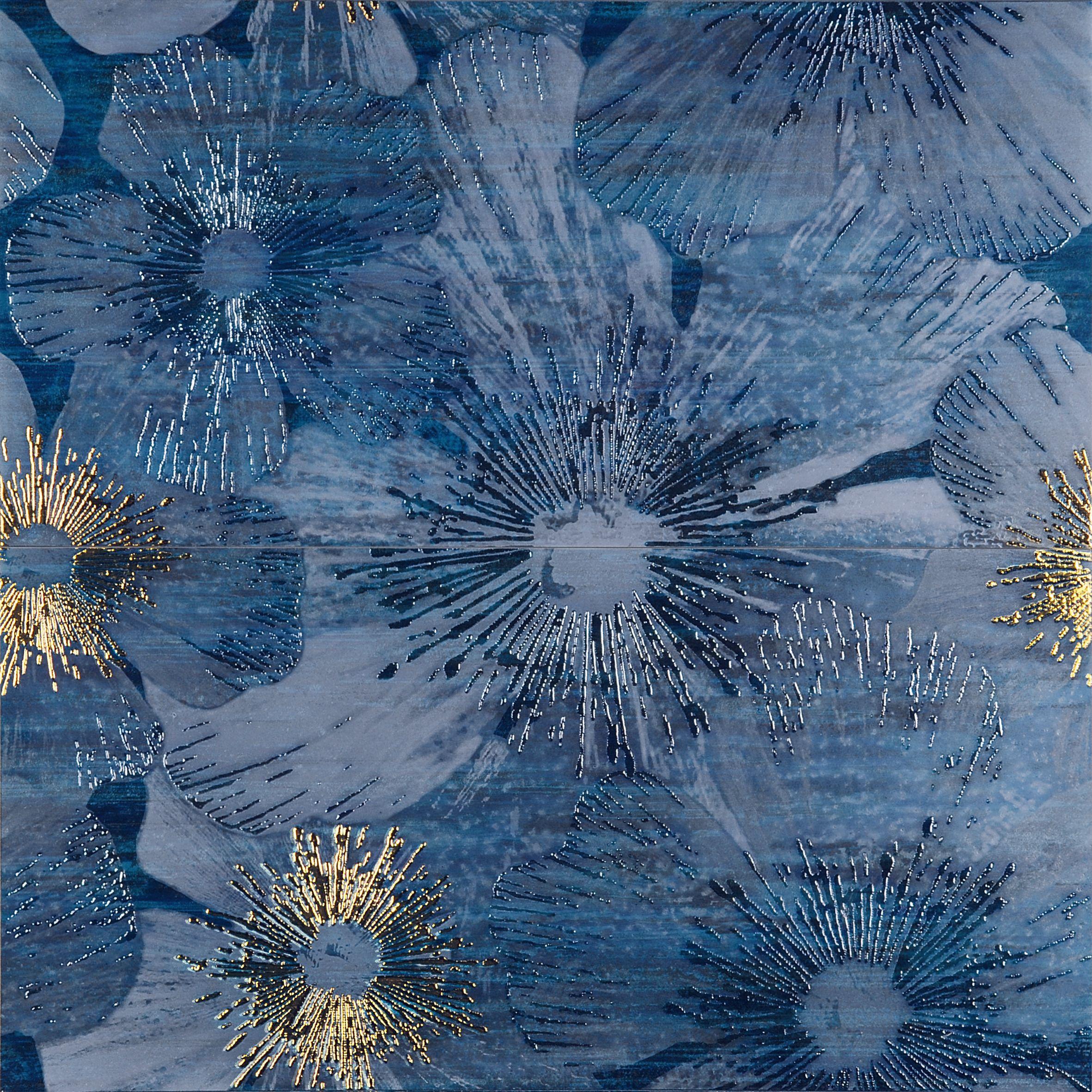 Hypnotic Blu Decor Folli Follie Collection Gres Porcelain