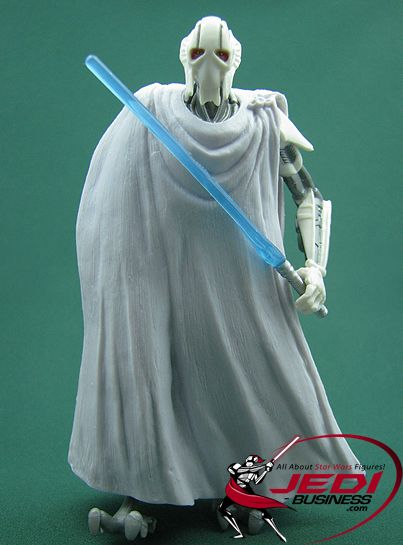 Star Wars Action Figure General Grievous Exploding Body Star Wars Revenge Of The Sith Collection Star Wars Toys Star Wars Action Figures Star Wars