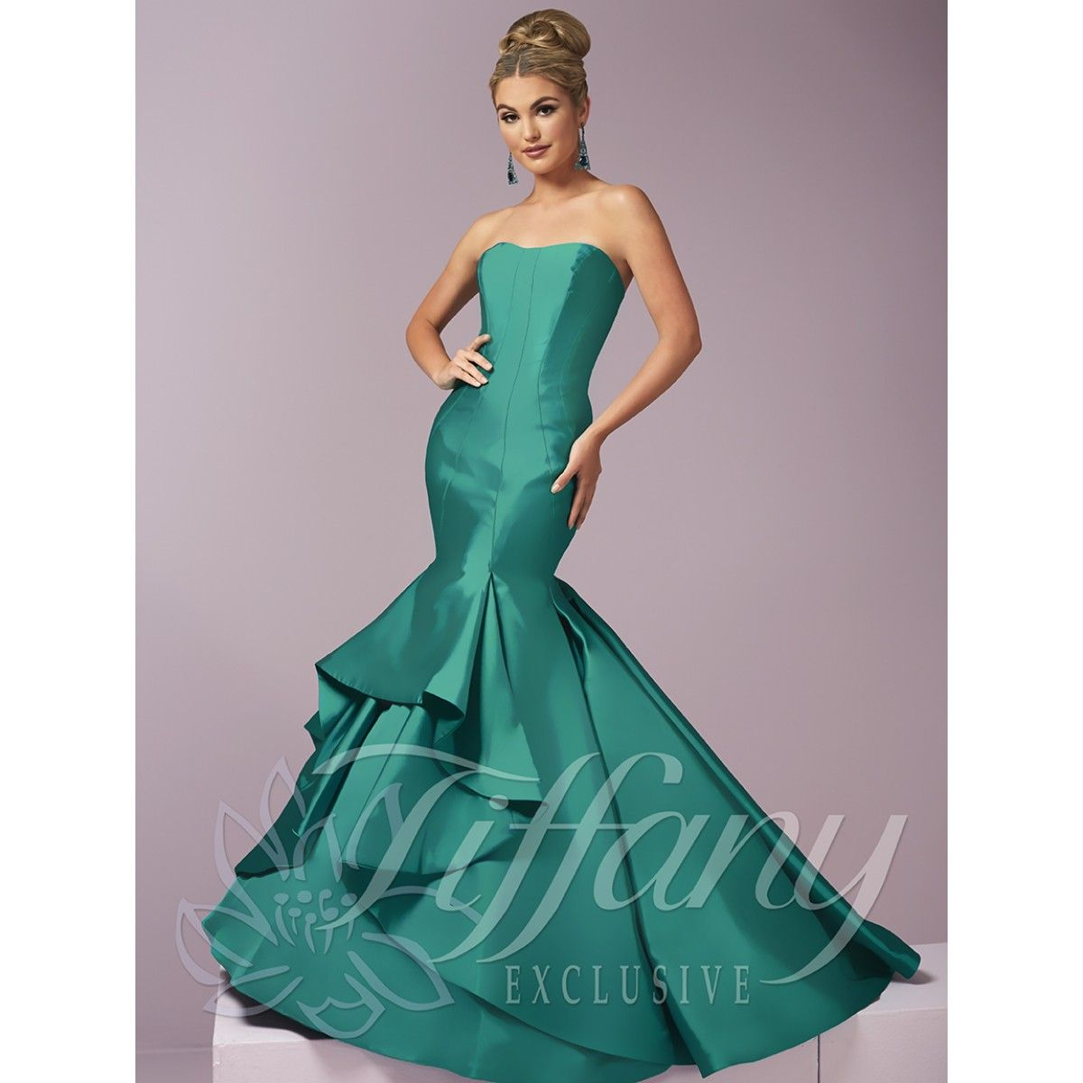 New | Style 46102 - Tiffany Exclusive | Pageantlicious | Pinterest ...