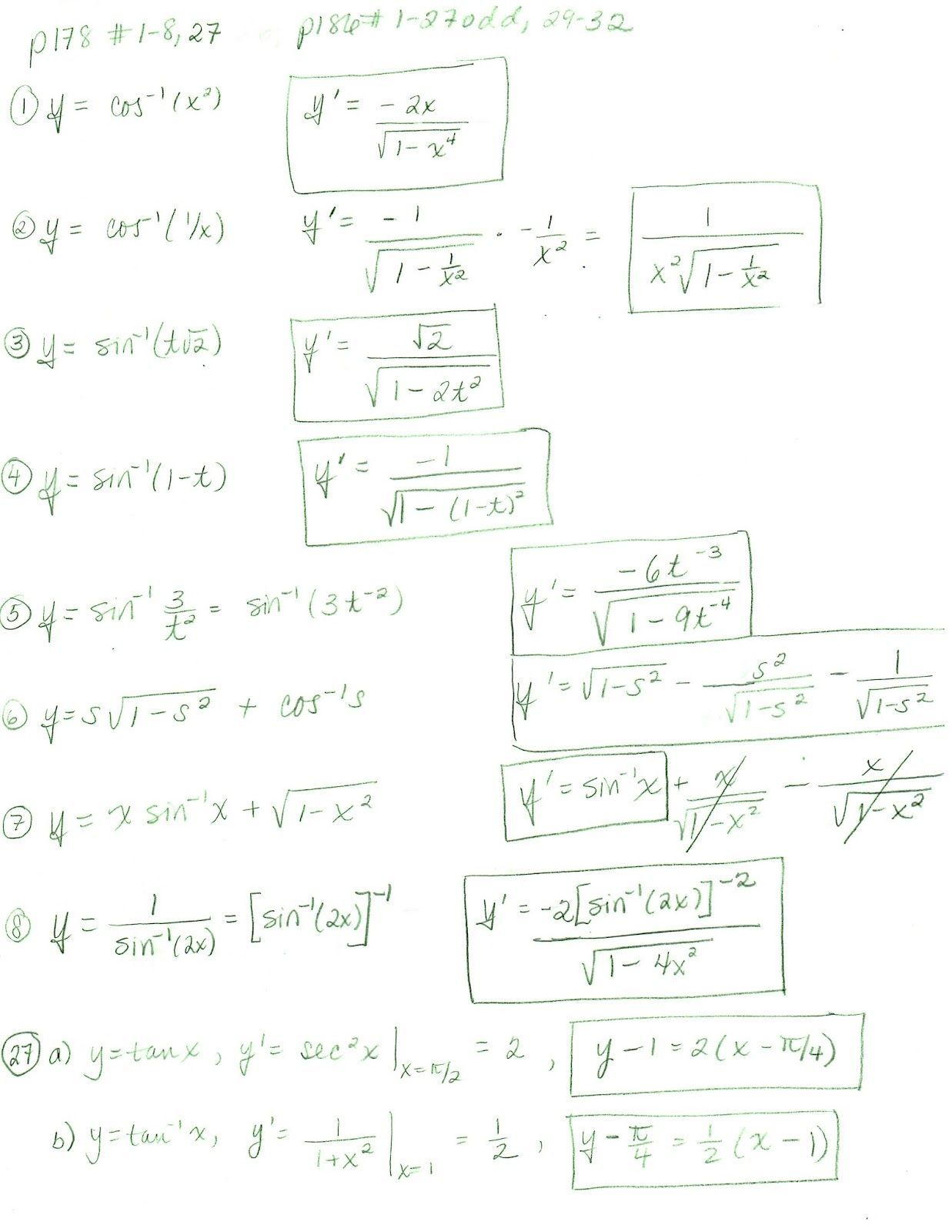 Position Of Functions Worksheet Answers Beautiful