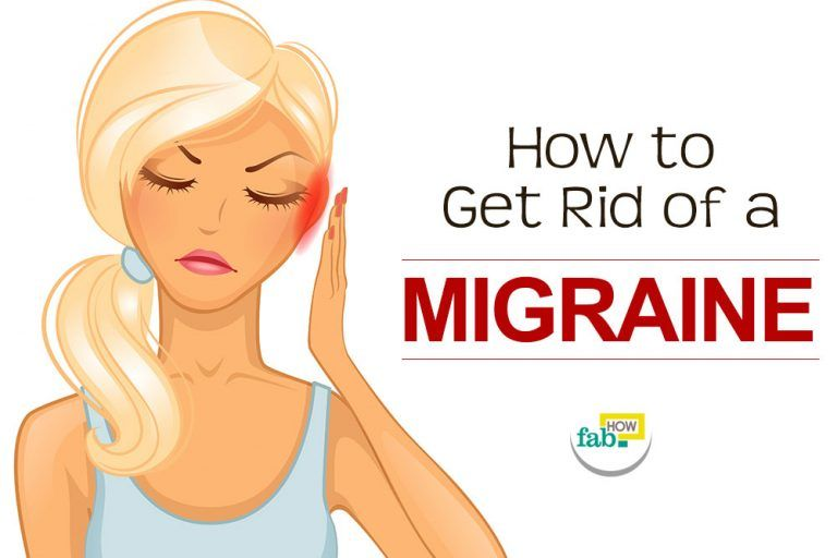 How To Get Rid Of A Headache Without Medication Quickly