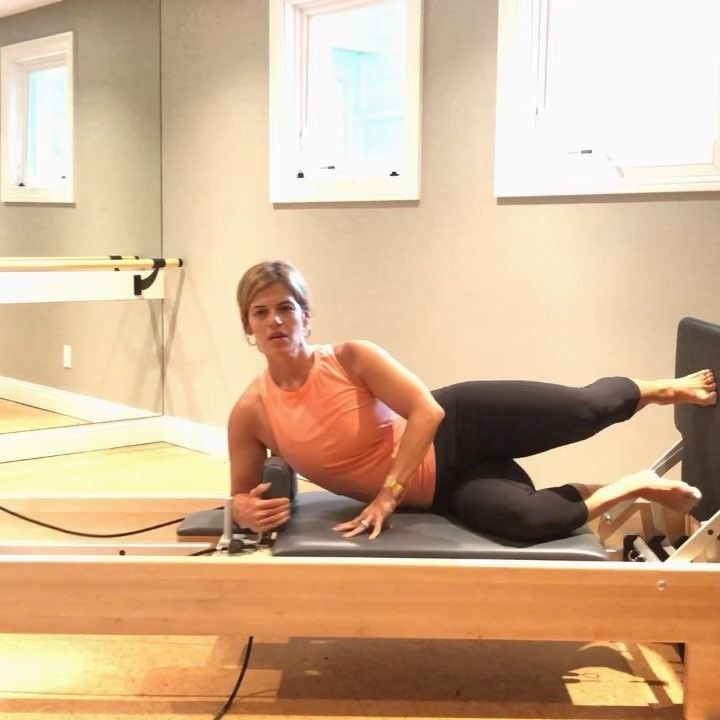 Pin By Alissa Disalvo On Pilates Reformer Exercises